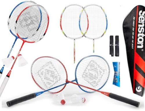 Best Badminton Racket for Intermediate Player – Top 6 Reviews in 2019