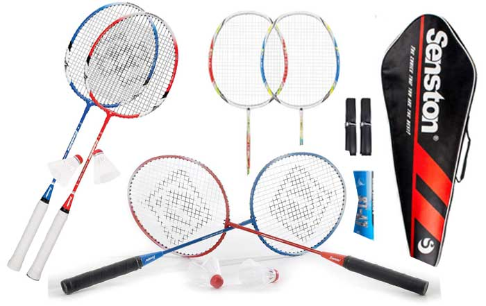 Best Badminton Racket for Intermediate Player – Top 6 Reviews in 2019