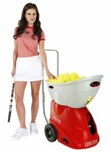 Lobster Sports – Elite Liberty Tennis Ball Machine