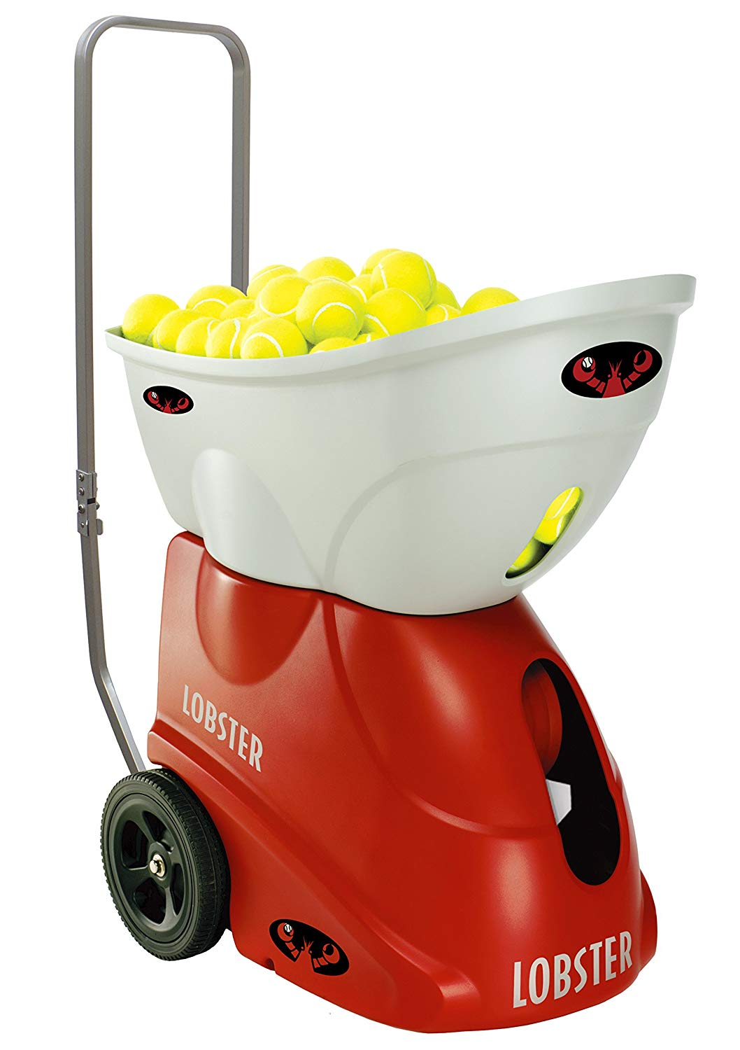 Lobster Sports – Elite One Tennis Ball Machine