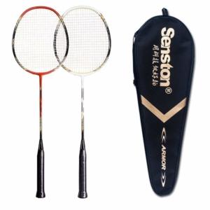 Senston - 2 Player Badminton Racquets