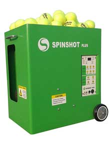 Spinshot-Plus Tennis Ball Machine