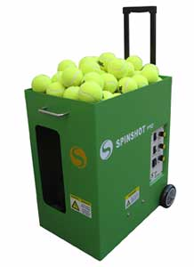 Spinshot Pro Tennis Ball Machine