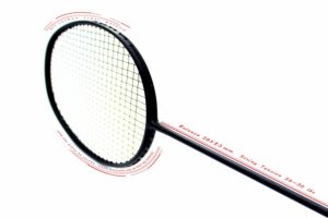Ultra-light Badminton Racket All Carbon Fiber