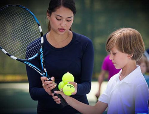 Tennis Lessons for Kids : How to start?