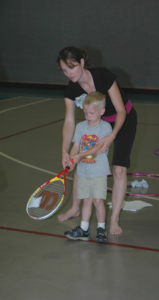 best tennis lessons for kids