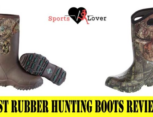 The 8 Best Rubber Hunting Boots Reviews and Buying Guide