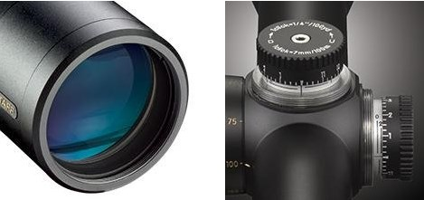 Nikon ProStaff 3-9 x 40 Black Matte Riflescope