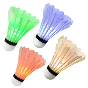 Ohuhu LED Badminton Shuttlecocks