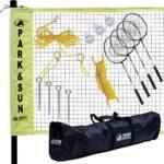 Park & Sun Sports Badminton Net System