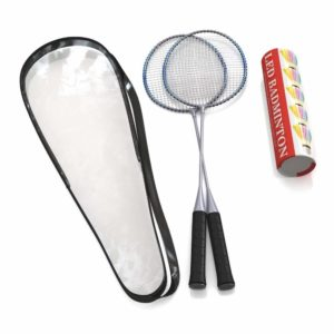 Trained Premium Badminton Racket Set