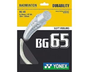 Yonex BG65 Badminton String USA Original Version