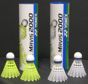 Yonex Mavis 2000 Nylon Tournament Shuttle