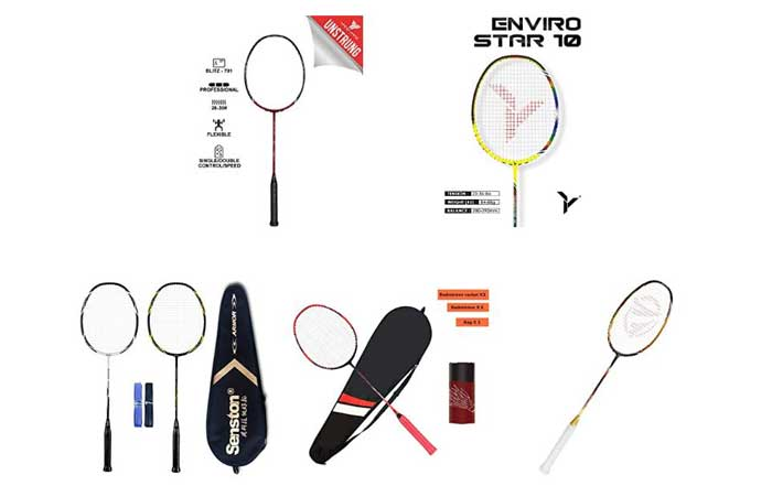 Where to Buy Badminton Racket