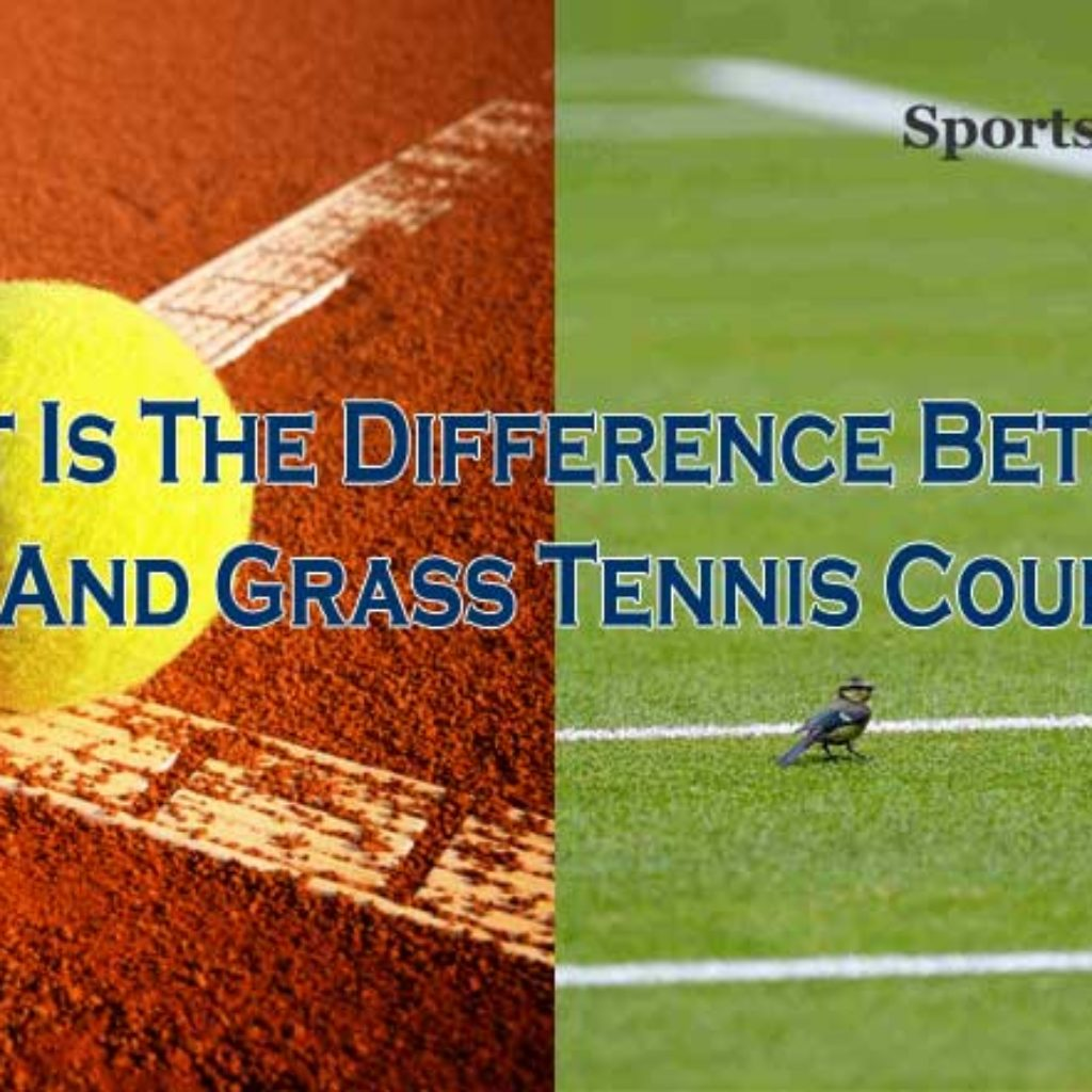 What Is The Difference Between Clay And Grass Tennis Courts