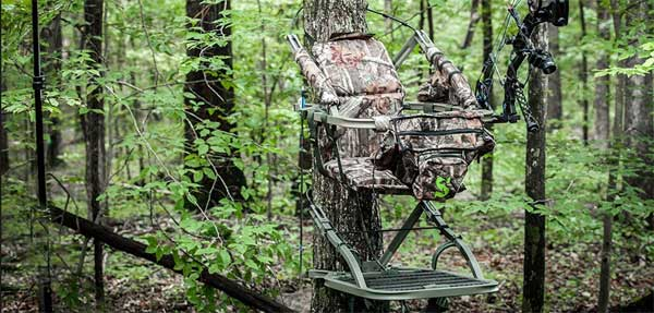 A Portable Tree Stand