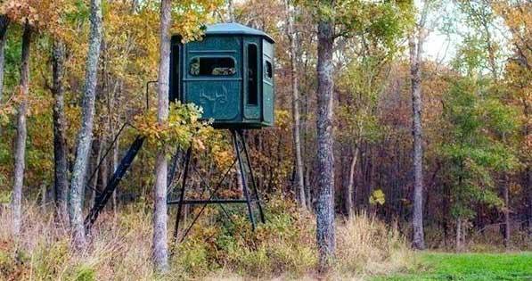 A Tripod Box Stand