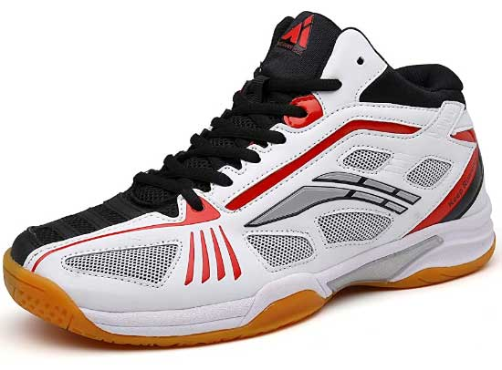 Mishanshamens Athletic Badminton Shoes