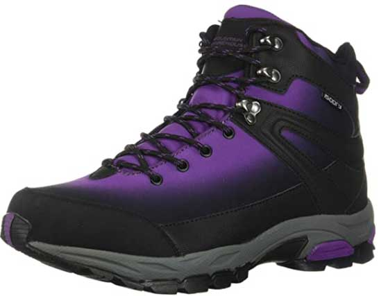 Mountain Warehouse Women's Softshell Waterproof Hiking Boots