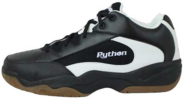 Python Wide Indoor Racquetball And Badminton Shoes