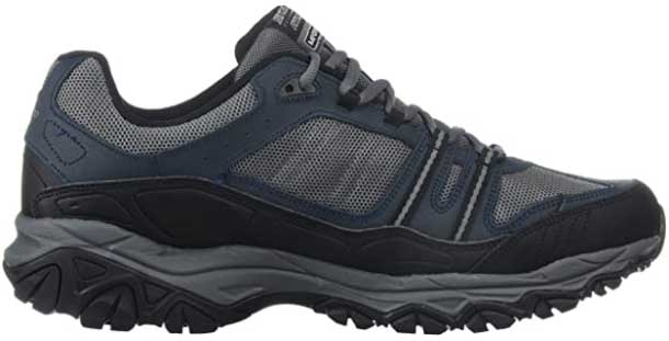Skechers men's Afterburn Memory Fit
