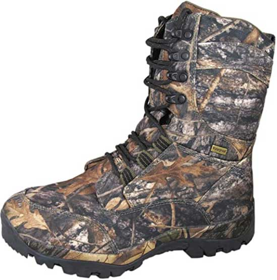 Smoky Mountain Waterproof Mens Hunter Boot