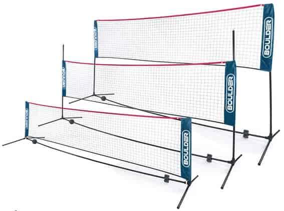 Outdoor Badminton Net Sets