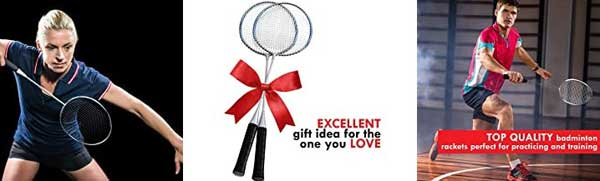 best badminton racket for smash and control