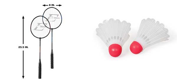 good badminton rackets