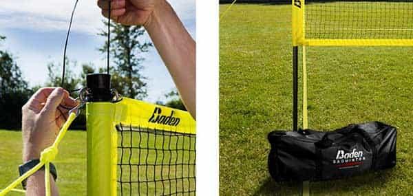 professional badminton set