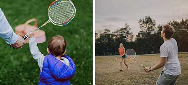 top badminton rackets