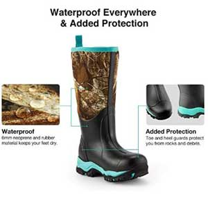 hunting boots insulated best