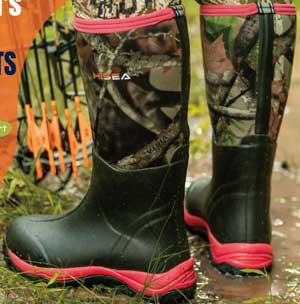 hunting boots waterproof and insulated