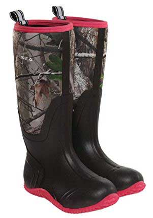 best insulated rubber boots for hunting